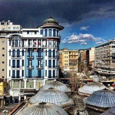 Thessaloniki - Ottoman heritage and neo-classic architecture