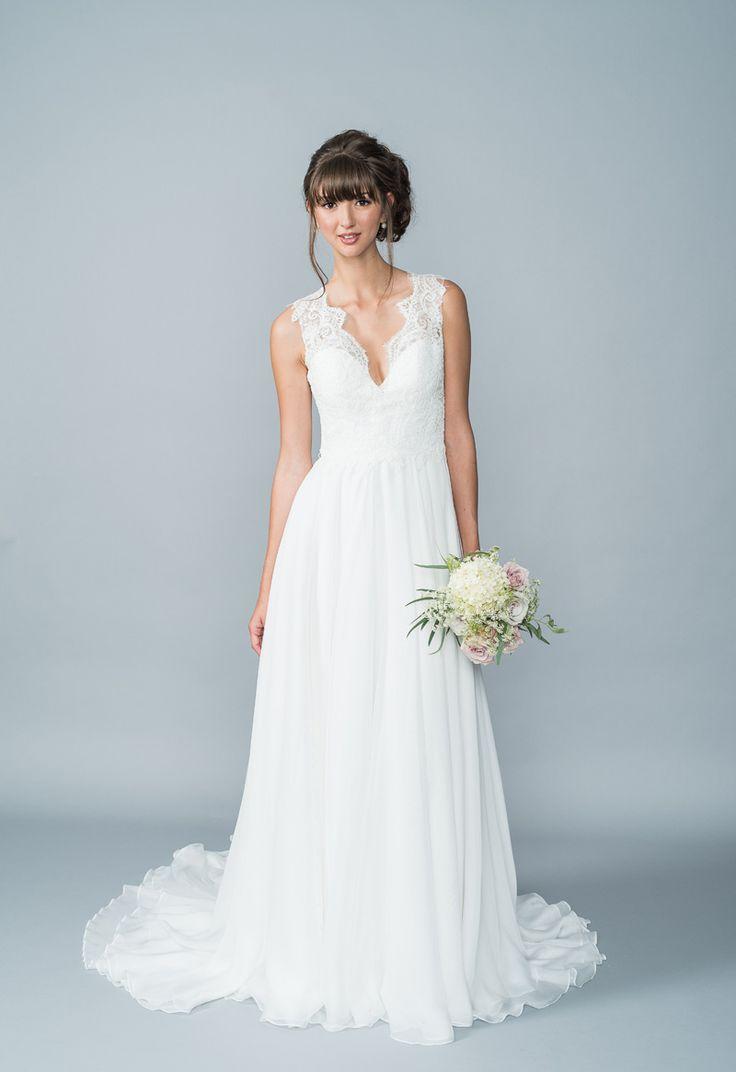 66 best Wedding Dresses images on Pinterest   Wedding frocks, Short ...