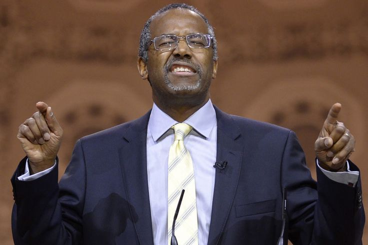 Dr. Ben Carson speaks at the Conservative Political Action Conference (CPAC), at the Gaylord National Resort and Convention Center in Nation... http://www.msnbc.com/rachel-maddow-show/ben-carson-stands-us-nazi-comparisons