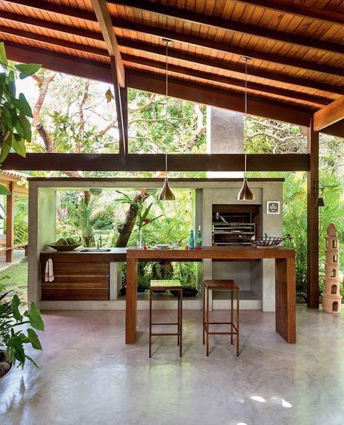 Außenküche selber bauen – 89 inspirierende Ideen! – Ya Nia   – Deutch | Sosyal Penguin