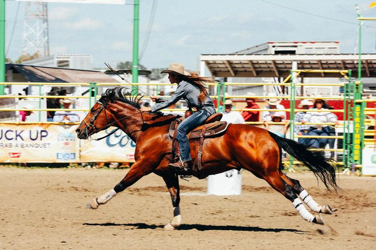 Pro Rodeo Canada Heritage Day Weekend Roundup