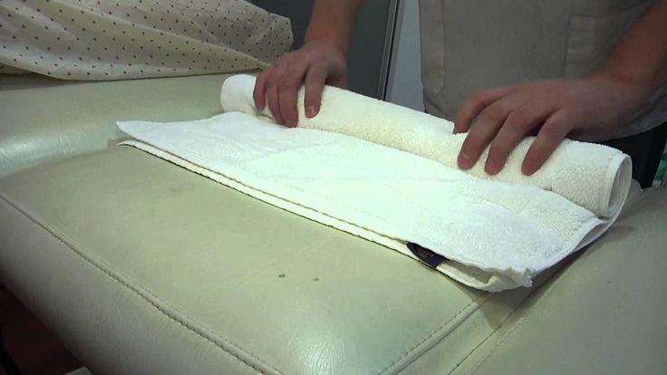 Crea tu almohada ergonómica