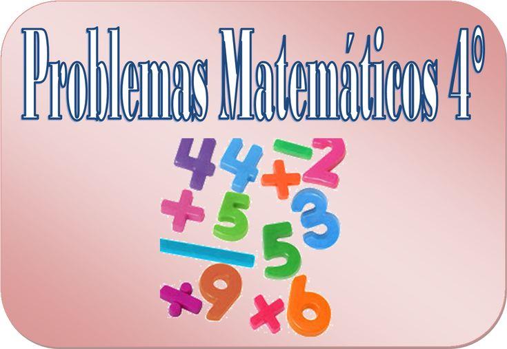 Problemas matemáticos para cuarto grado de primaria - http://materialeducativo.org/problemas-matematicos-para-cuarto-grado-de-primaria/