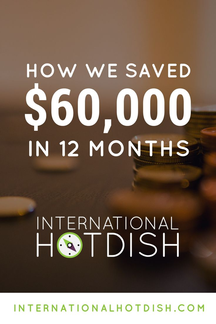 We show you the tips on how we budgeted, saved, and skimped to build our nest egg to finance our adventure around the world. http://internationalhotdish.com/2017/07/19/how-we-saved-60000-in-12-months/