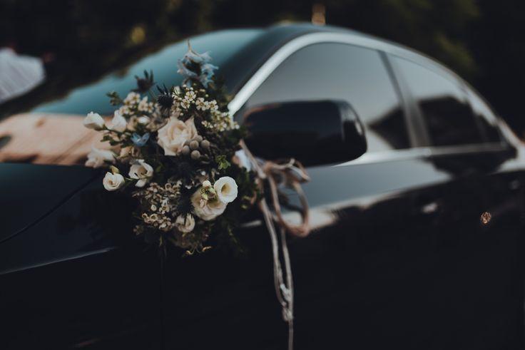 wedding car decoration στολισμός αυτοκινήτου