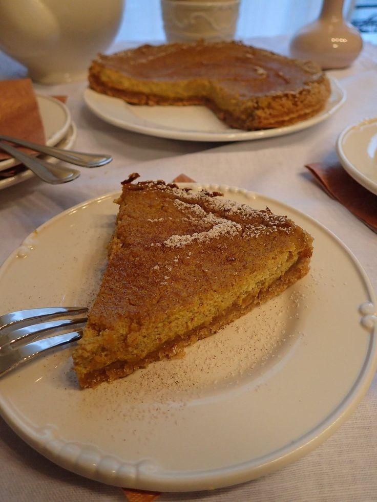 tekvicový koláč