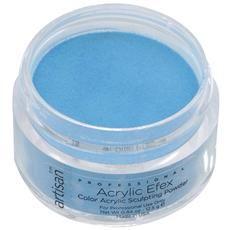 Artisan Color Acrylic Nail Powder   Turquoise - 0.5 oz (14.17 gr)
