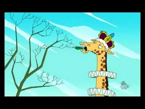 Giraffe  Futurama season 7 episode 7