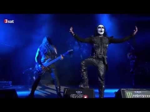 Cradle Of Filth Live 2016 Venue 578 @ Orlando, Florida 02/02/16 Dani Filth