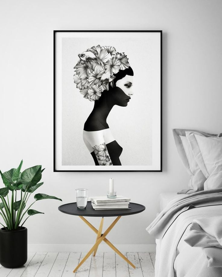 Marianna by Ruben Ireland Art Print | Pop Motif