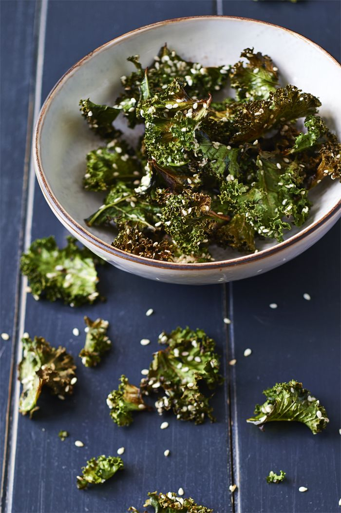 Kale Chips | Rens Kroes