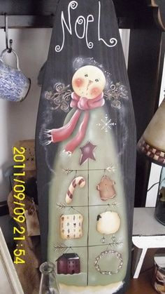 Hand Painted Ironing Boards   ironing boards