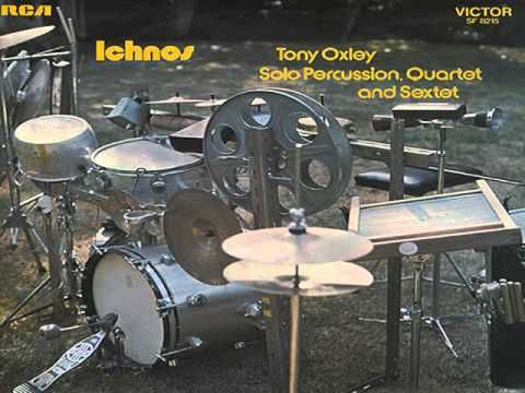 Tony Oxley - Ichnos    This album is legendary.    1. Crossing (Sextet)  2. Oryane (Percussion Solo)    Tony Oxley (percussion)  Barry Guy (bass)  Derek Bailey (guitar)  Kenny Wheeler (trumpet)  Paul Rutherford (trombone)  Evan Parker (soprano and tenor saxophone) released in 1971