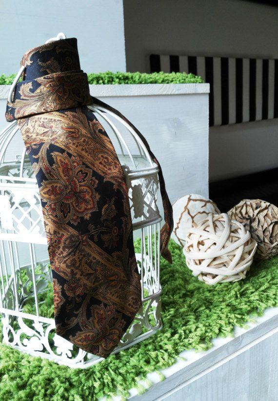 Givenchy vintage silk tie
