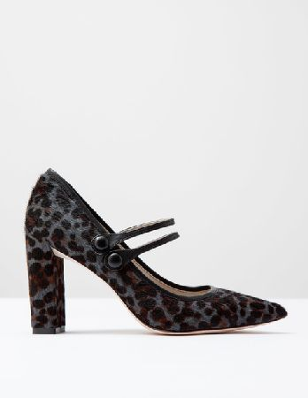 Boden Point Mary Jane Khaki Leopard Pony/Black Women Classic Mary Janes, but not quite, thanks to a pointed toe and printed pony. The double ankle straps are easy to buckle (thank you, poppers), while the chunky block heel gives you extra stability whil http://www.MightGet.com/january-2017-13/boden-point-mary-jane-khaki-leopard-pony-black-women.asp