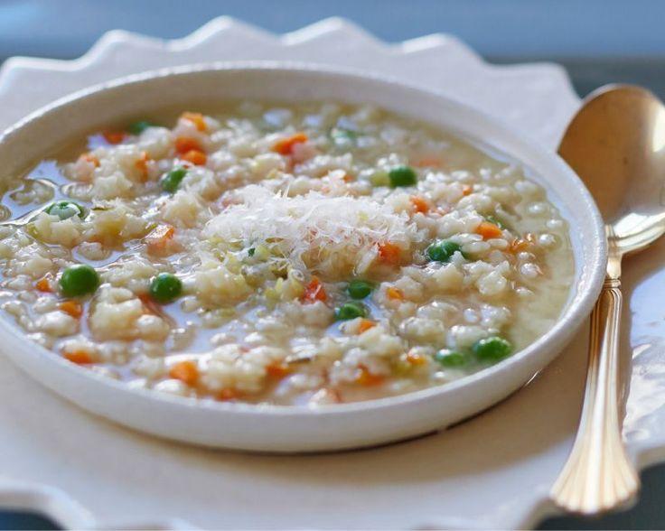 Pastina Soup Recipe by Giada De Laurentiis | GiadaWeekly.com