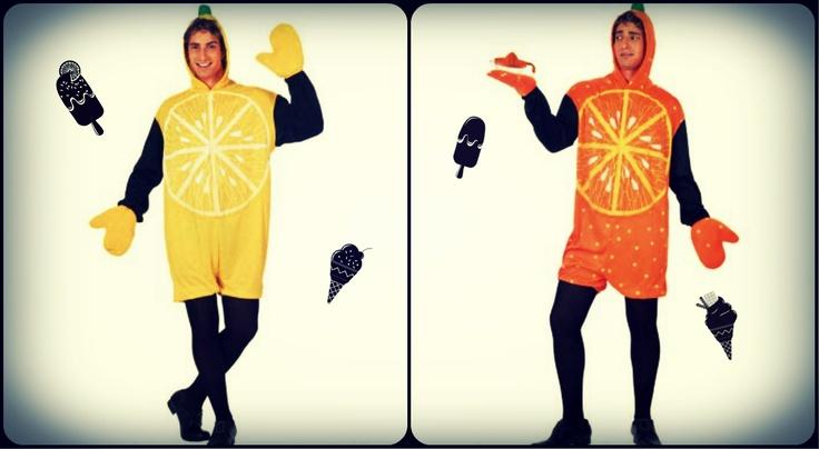 $17.75 Disfraz de Limón, Disfraz de Naranja  (Precio en €/ud): 1775 Disfraz