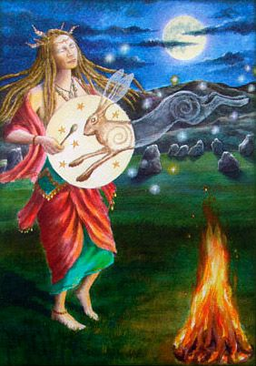Ritual de Ostara, Equinoccio de Primavera