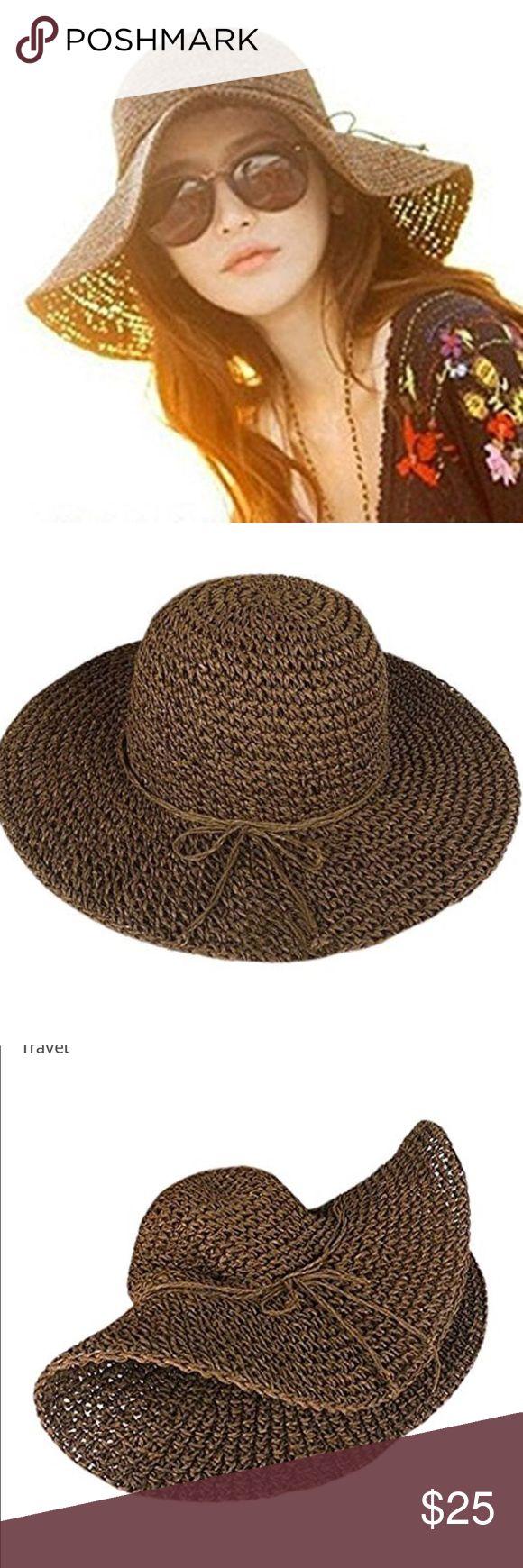 how to fix a floppy straw hat