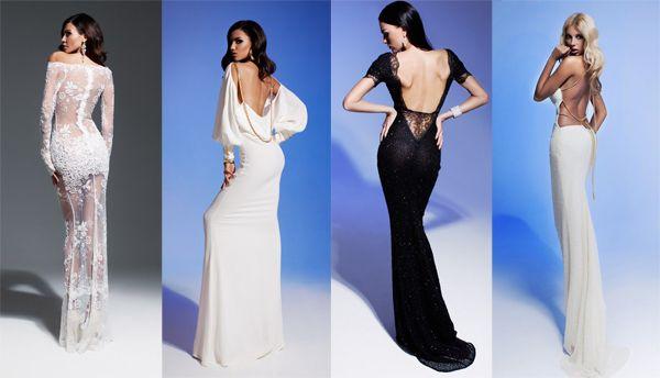 Обольстительные платья от Олеси Малинской весна-лето 2013 (фото) » Модный Блог Mimiton