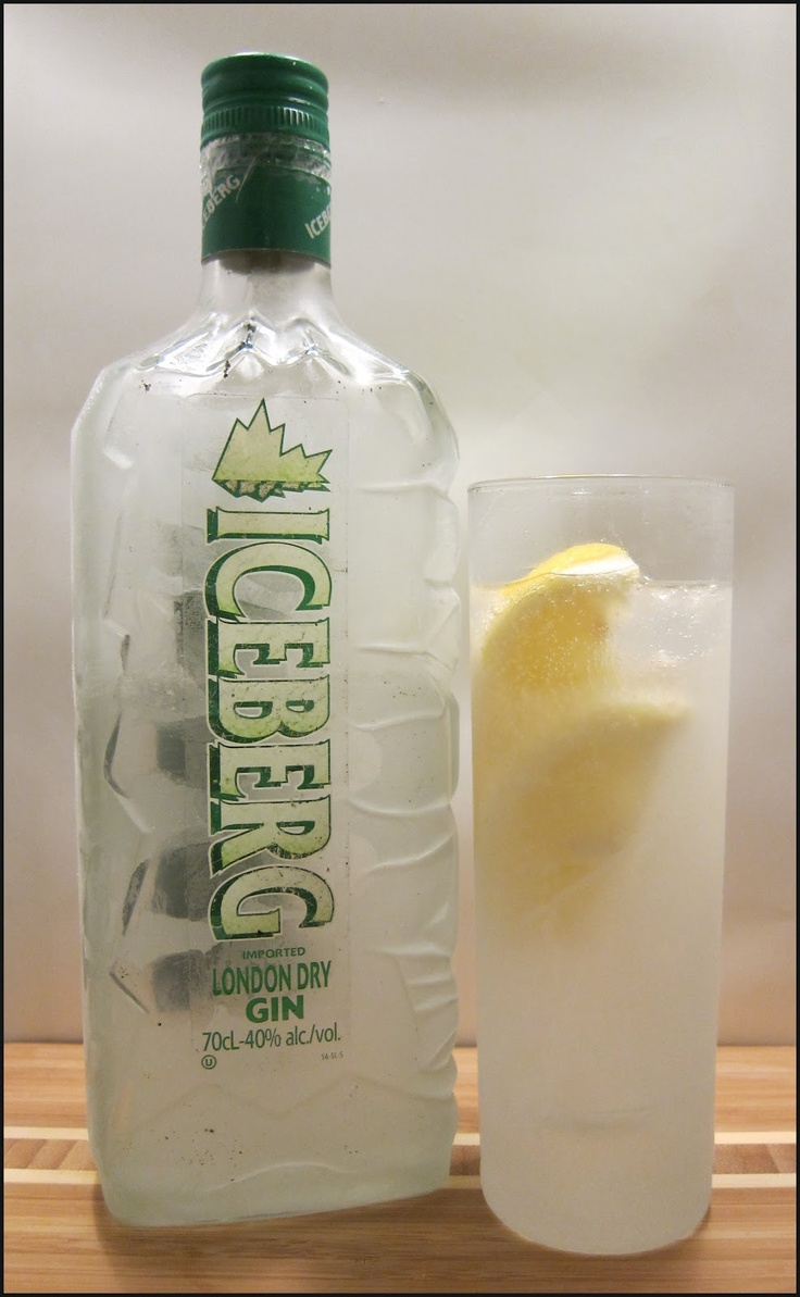 ... over Gin and Tonic op Pinterest - Plymouth, Fles en Gin-tonic