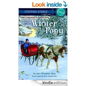 Amazon.com: Winter Pony (A Stepping Stone Book(TM)) eBook: Jean Slaughter Doty, Ruth Sanderson: Books