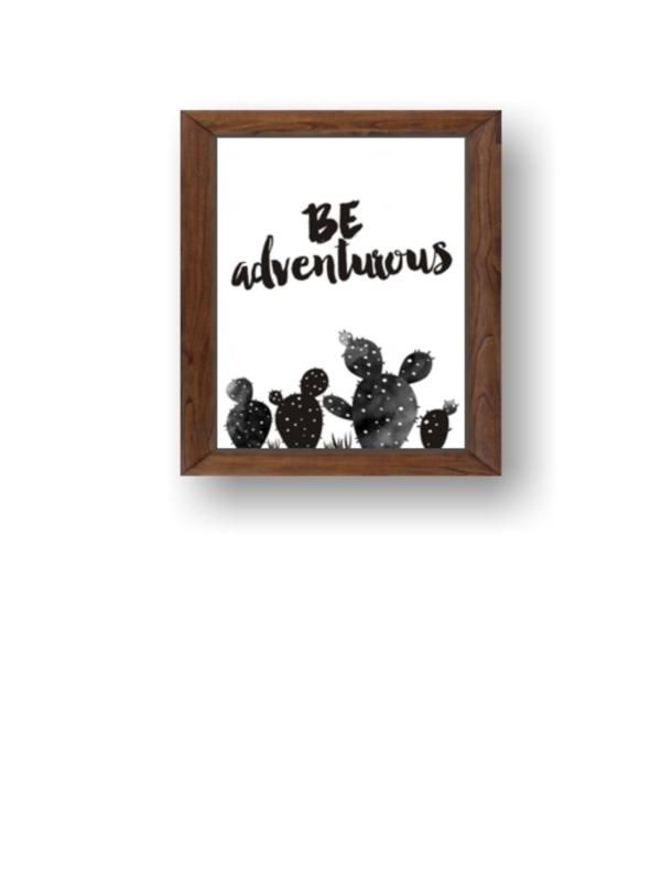 Be adventurous by Paffle Design