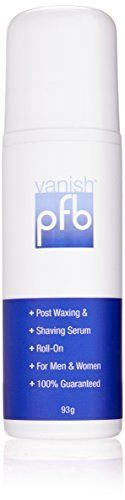 PFB vanish contains exfoliating and moisturizing ingredients Helps release stubborn ingrown hairs and maximize results For use on face, neck, underarms, and legs  #Epilators #Depilatories #Waxing #Cream #Electrolysis #Hairremoval