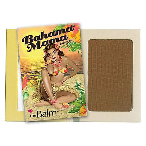 theBalm Bronzer/shadow and contour powder | Debenhams