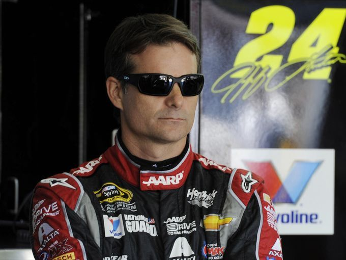Jeff Gordon, born Aug. 4, 1971, is a four-time NASCAR Sprint Cup champion. Gordon has won more than 80 times since his Cup debut in 1993.