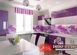 Дизайн кухни в фиолетовом цвете. ФИОЛЕТОВЫЙ ИНТЕРЬЕР КУХНИ  Дизайн кухни в фиолетовом цвете встречается очень нечасто, так как многие собственники не считают подобные оттенки подходящими для оформления внутренних помещений. Фиолетовый дизайн сильно отличается от привычных вариантов отделки кухонь,... http://energy-systems.ru/main-articles/architektura-i-dizain/7724-dizayn-kuhni-v-fioletovom-cvete  #Архитектура_и_дизайн #Дизайн_кухни_в_фиолетовом_цвете