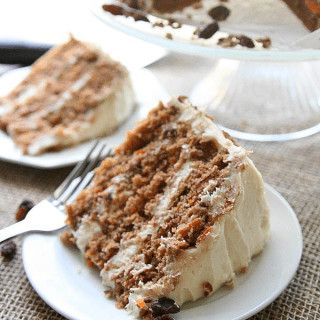southern style carrot cake