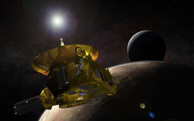 AWAKENING FOR ALL: The Amazing Mission to PLUTO (video)