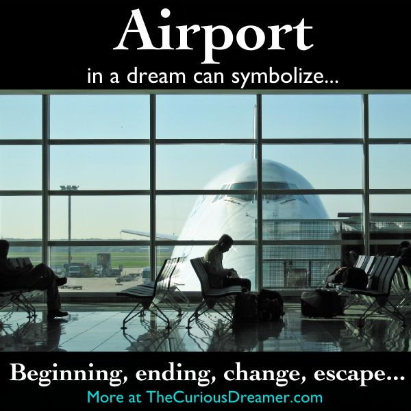 126 best dream interpretations images on pinterest dream in a dream an airport can represent more at thecuriousdreamer malvernweather Images