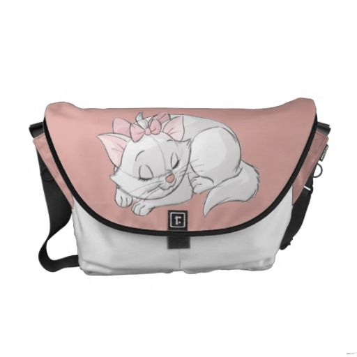 Marie Sleeping Courier Bag