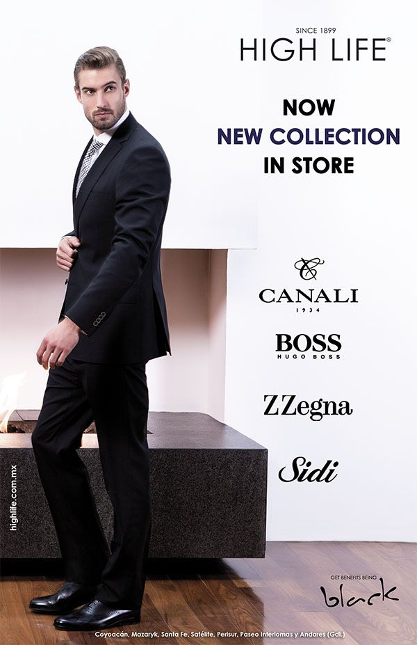 High Life #NowNewCollectionInStore