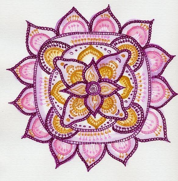 78 Best Images About Mandala On Pinterest
