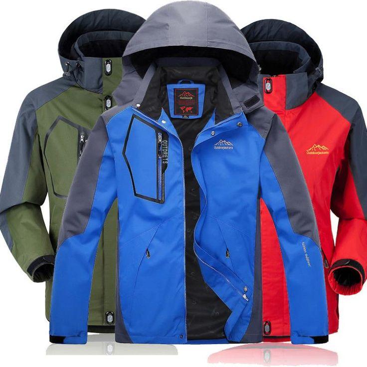 Autumn Men Women Sport Jackets Outdoor Camping Hiking Outwear Men's fishing Tourism Sport jacket Waterproof Windproof Rain Coat