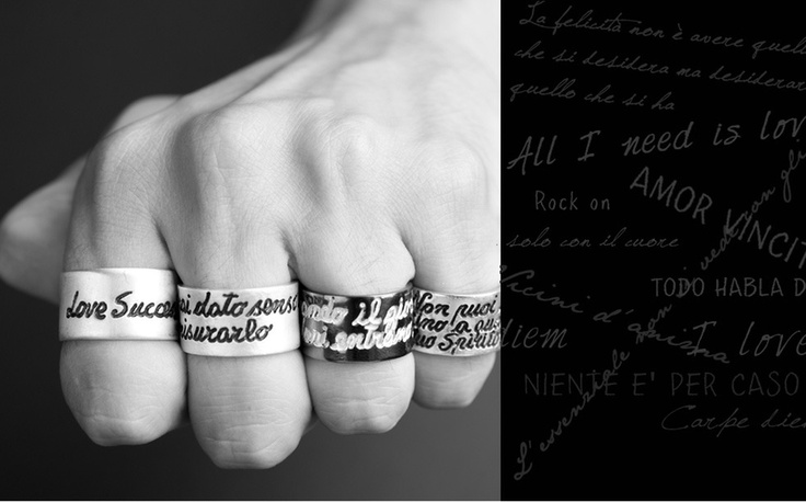 Proud to be on Your Fingers   www.inkproject.it