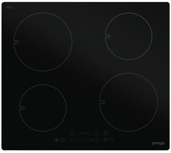 Omega OI64Z 60cm Induction Cooktop at The Good Guys