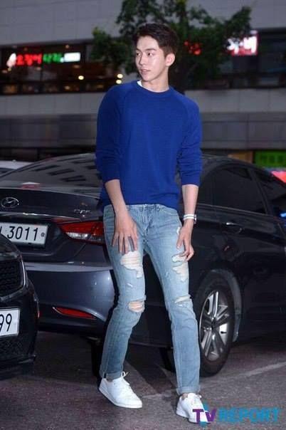 Nam JooHyuk.. My Model