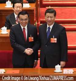 While Chinese President Xi Jinping has pledged to resolutely fight against corruption and work for public good, Chinese Premier Li Keqiang said he is willing to accept supervision from the society and media on clean governance.  Both Jinping and Keqiang were addressing a gathering of nearly 3,000 legislators on country's annual legislative session held in Beijing on Sunday.
