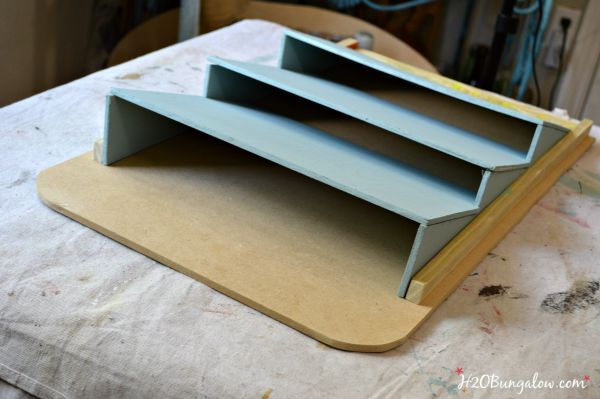 Easy Build DIY Wall File Organizer For The Power Tool Challenge
