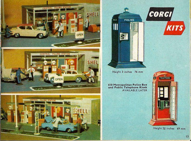 Corgi Toys from Andrew Hill International