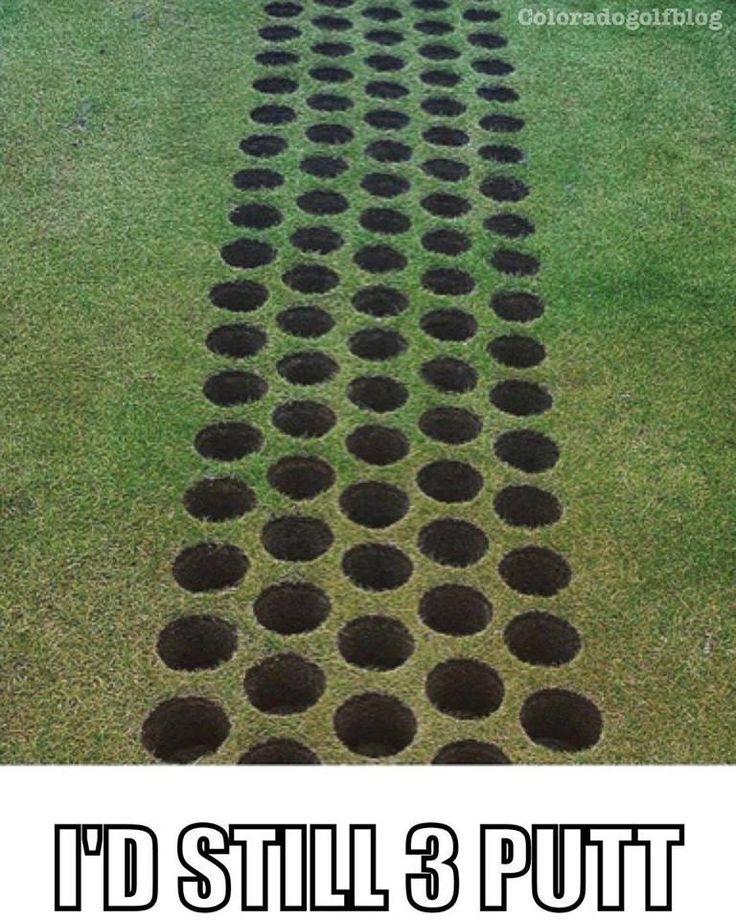 Yup. Pretty much. | Rock Bottom Golf #RockBottomGolf