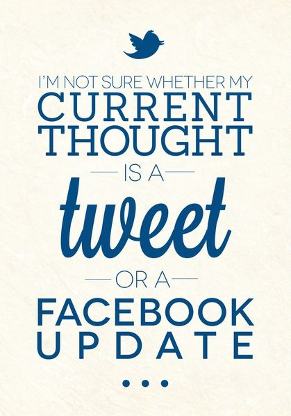 Social Media Humor | We love this daily dose of #socialmedia #humor from artist Paul Wormleighton