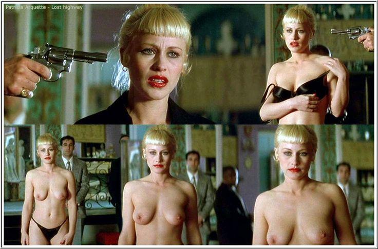 Patricia arquette topless