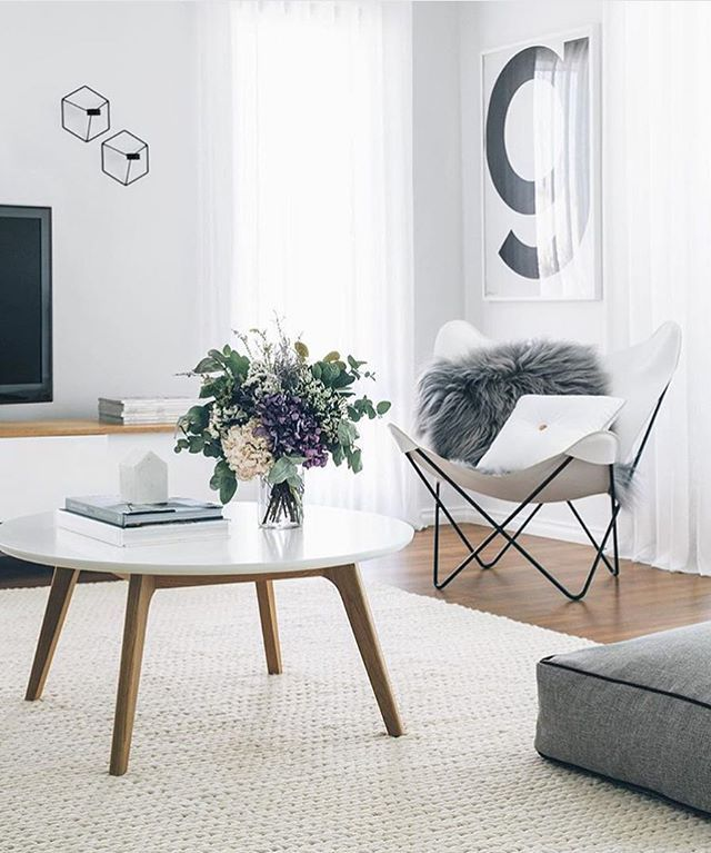 G is for Gorgeous Lounge room inspo by & via @oh.eight.oh.nine