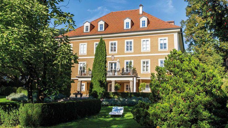 Fondachhof seit 1122 ein urbanes refugium salzburg bankhaus spängler immobilien
