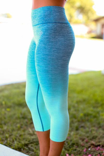 Nike Free fading blue pants